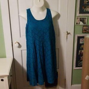 Lane Bryant Layered Dress